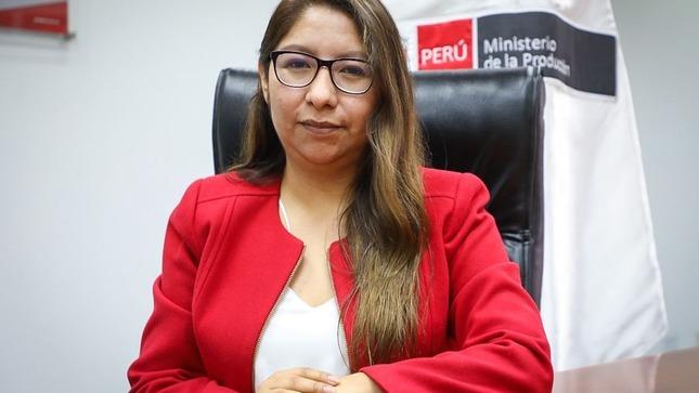 Produce: Ingeniero economista Lisel Huanca asume como viceministra de MYPE e Industria
