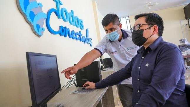 """Pronatel: Región Cajamarca tendrá acceso gratuito a los cursos de herramientas digitales del Plan """"Todos Conectados"""""""