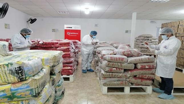 Qali Warma: Se inicia distribución de sexta entrega de alimentos en Tumbes