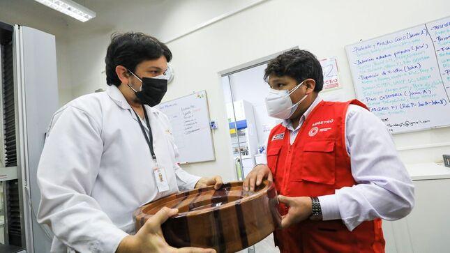 Produce brindó 32 576 servicios de capacitación a emprendedores de madera