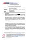 Vista preliminar de documento OC N° 38-2021-JUS/DGTAIPD - Sobre la obligación de los colegios profesionales de implementar un Portal de Transparencia Estándar