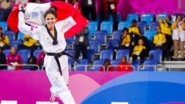 ¡Campeona Paralímpica!
