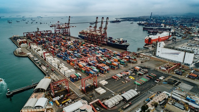 Puerto del Callao ocupó el segundo lugar en conectividad marítima durante el segundo trimestre