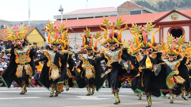 Ministerio de Cultura declara Patrimonio Cultural de la Nación a la danza Diablada Puneña