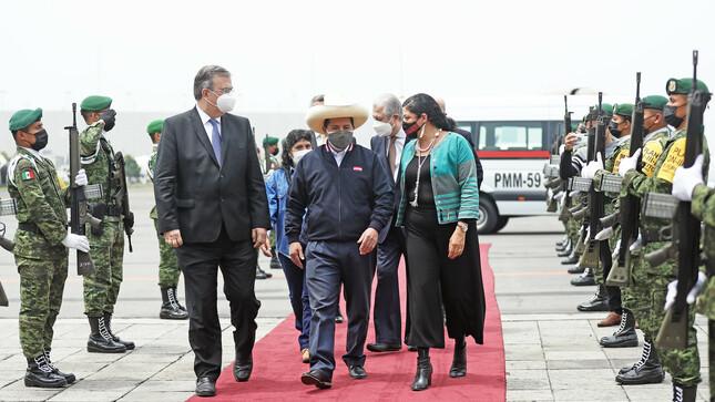 Presidente Pedro Castillo se reunirá con sus homólogos de México, Bolivia y Cuba en el marco de su primer viaje internacional