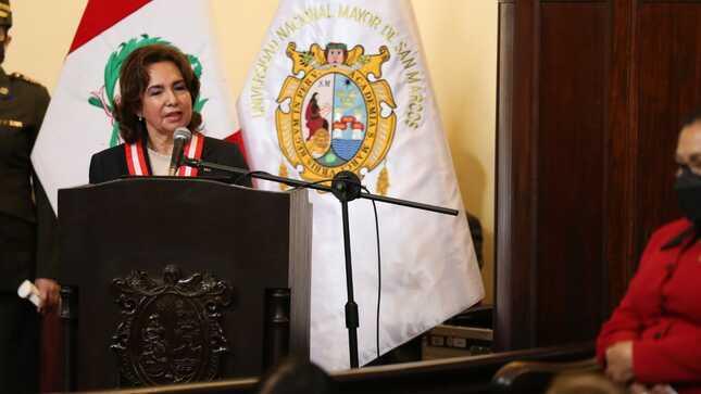 Presidenta del Poder Judicial afirma que el camino de la mujer al liderazgo ya está trazado