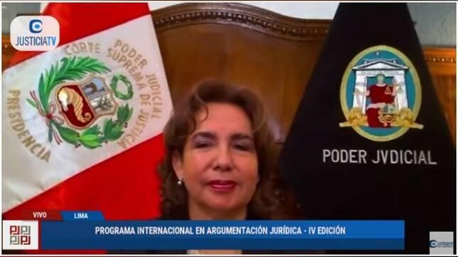Poder Judicial inaugura IV Edición del Programa Internacional en Argumentación Jurídica