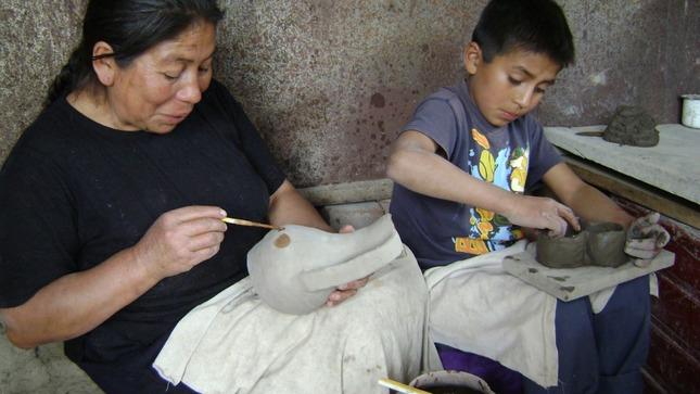 Ministerio de Cultura impulsa promoción y fortalecimiento del arte tradicional, especialmente de pueblos indígenas u originarios