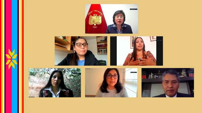 Las comunidades indígenas gozan de protección constitucional del derecho al uso del idioma originario