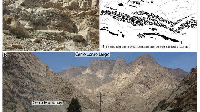Ingemmet realizó caracterización magmática de los bordes norte y sur del segmento Lima del Batolito de la Costa