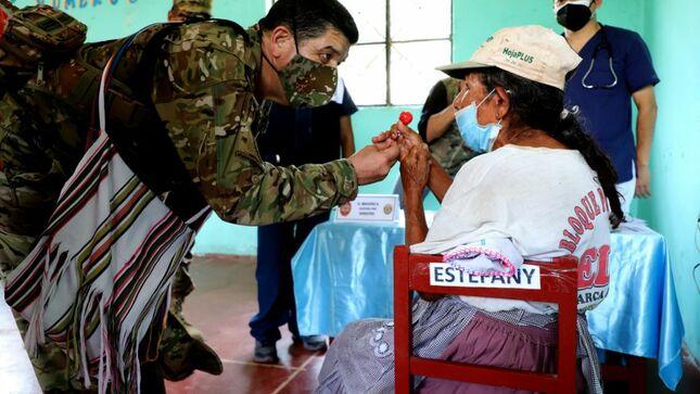 Más de 10 mil atenciones en salud recibieron pobladores de Satipo en campaña promovida por el Comando Conjunto