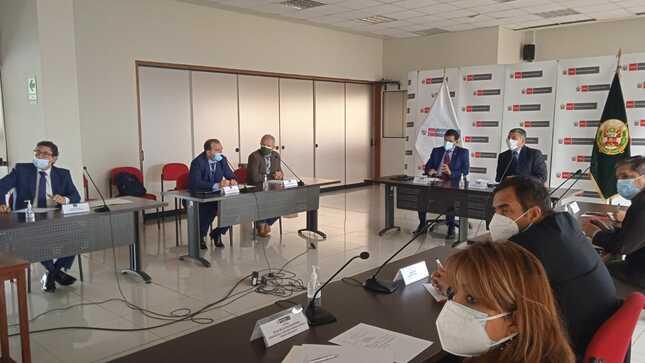 Mininter será parte de proyecto de cooperación para reforzar lucha antidrogas por vía marítima