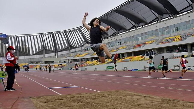 VIDENA: Los mejores atletas del Perú participan en noveno control evaluativo