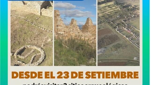#Estamosdevuelta: Sitios arqueológicos más importantes de la provincia de Sánchez Carrión abrirán sus puertas