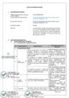 Vista preliminar de documento Proyecto de Ficha de Homologación - PNACP