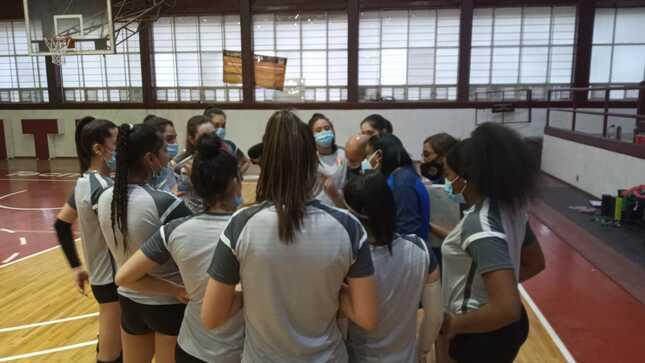 Perú inicia su participación en el Mundial México Sub 18 de voleibol