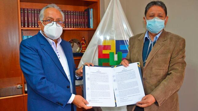 Gore Lima Suscribe Convenio Con Sociedad De Beneficencia Pública De Huacho Para Impulsar Proyectos De Desarrollo Social