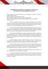 Vista preliminar de documento Intervención del presidente Pedro Castillo en la sesión del Consejo Permanente de la OEA