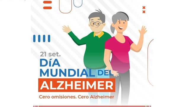 """Conadis realizará campaña Nacional por el """"Día Mundial del Alzheimer"""" en coordinación con OMAPED a nivel nacional"""