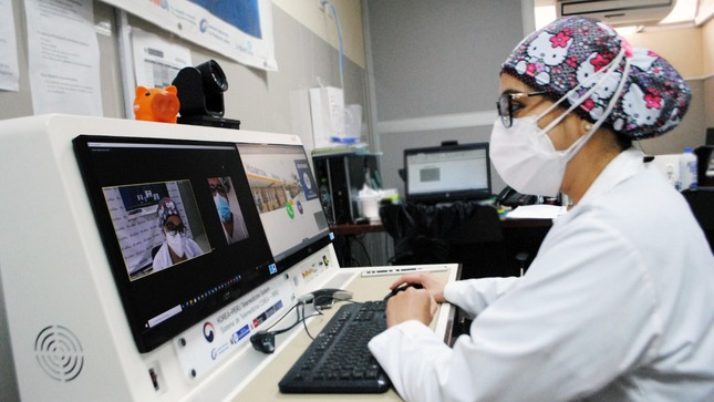 Hospital Cayetano amplia especialidades medicas en atención por teleconsulta