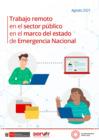 Vista preliminar de documento Trabajo Remoto en el Sector Público en el marco del estado de Emergencia Nacional