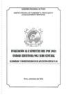 Vista preliminar de documento Evaluación al I Semestre del POI 2021