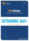 Vista preliminar de documento Boletín informativo mensual Setiembre 2021