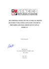 Vista preliminar de documento Manual de recomendaciones técnicas para el diseño y construcción de estructuras emulativas de concreto prefabricado para edificios en zonas sísmicas