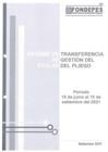 Vista preliminar de documento Informe de Gestión Junio - Setiembre 2021