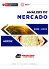 Vista preliminar de documento Análisis de Mercado - Arroz 2016 - 2020
