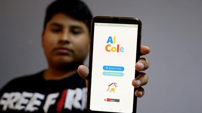 """Aplicativo """"AlCole"""" supera las cinco mil descargas"""