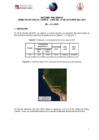 Vista preliminar de documento Informe de sismo en Cañete - Lima del 19 de octubre de 2021