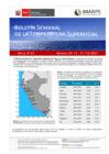 Vista preliminar de documento Boletín Semanal (BS TLP) 42/2021