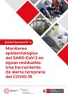 Vista preliminar de documento Boletin Nº 4. Monitoreo Epidemiológico del SARS-CoV-2 en Aguas Residuales
