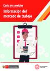 Vista preliminar de documento Carta de servicios Información del mercado de trabajo