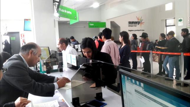 Ministro Zeballos inaugura oficina receptora de SUNARP en Carhuaz y supervisa penal de Huaraz