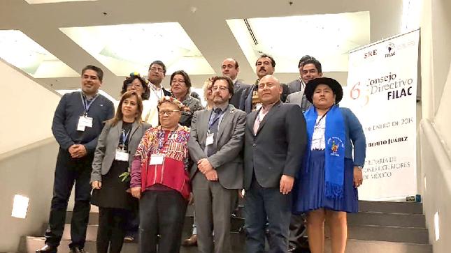 FILAC aprueba plan de trabajo 2019 en beneficio de los pueblos indígenas de América Latina y el Caribe