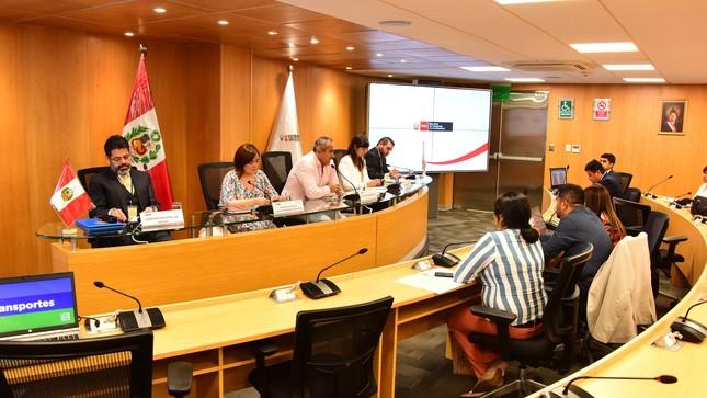 Mtc Participa En Reunion Para Conciliar Criterios Sobre Los