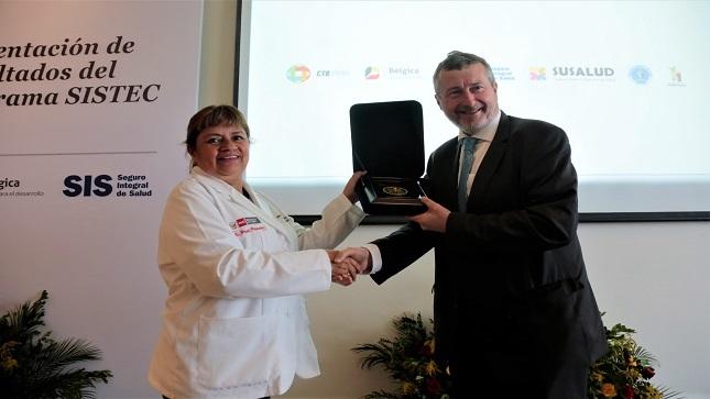Minsa promueve la cooperación internacional para afianzar la política del Aseguramiento Universal de Salud