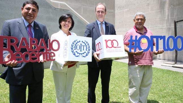 Ministra  Sylvia Cáceres Pizarro enfatizó que la prioridad del gobierno es impulsar diálogo tripartito: Estado, empleadores y trabajadores