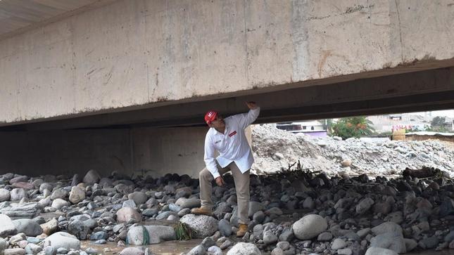 MTC prioriza el abastecimiento de agua y transitabilidad vehicular dentro de las acciones de emergencia en la región Moquegua