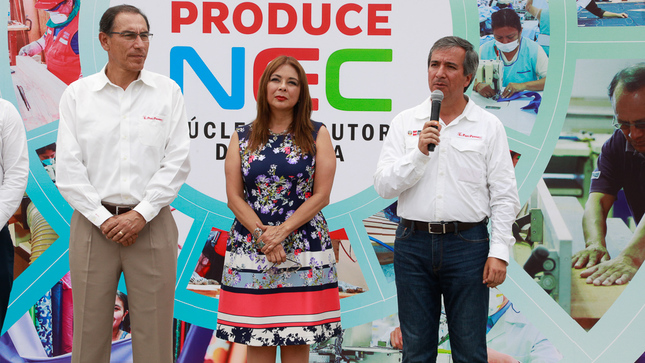 PRODUCE: Mypes producirán bienes manufacturados para los Juegos Panamericanos Lima 2019 por cerca de S/11 millones