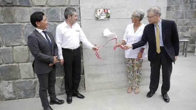 Museo de sitio Pachacamac recibe donación de Gobierno de Japón que permitirá mejor conservación del santuario arqueológico y modernización del museo