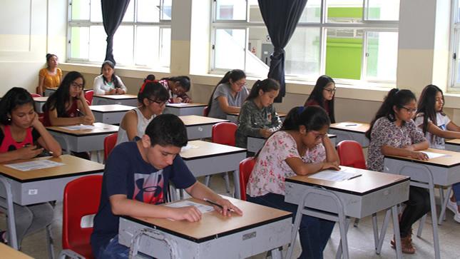 5400 alumnos serán preseleccionados para 2700 vacantes en  Colegios de Alto Rendimiento