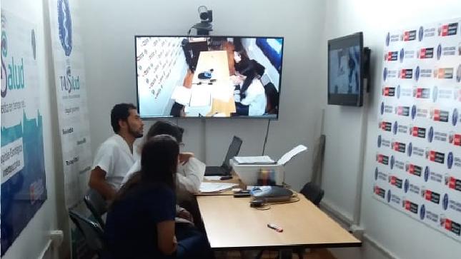 Hospital Hipólito Unanue del Minsa lidera atención de Teleconsultas en Lima Este
