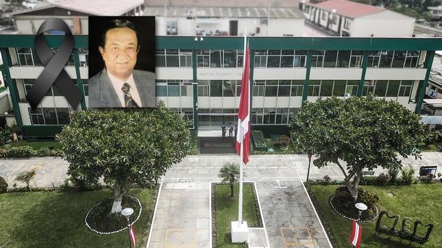 MEM lamenta el sensible fallecimiento del exministro de  Energía y Minas, Juan Incháustegui Vargas