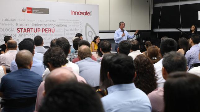 PRODUCE: Séptima generación de Startup Perú destinará S/ 6.3 millones para cofinanciar proyectos de emprendimiento innovadores