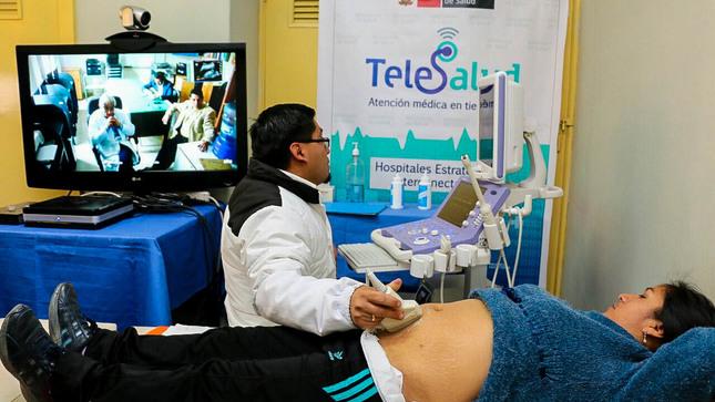 Minsa: Nuevo Reglamento de Telesalud moderniza la atención en salud de la población