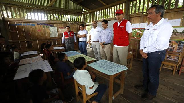 Colegio de Maynas afectado por inundaciones tendrá nuevo local