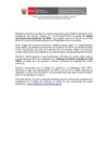 Ver informe El Código de Conducta del Supervisor de OEFA